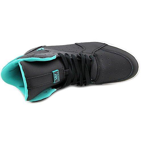 Supra - Vaider 3000, Sneaker alte Unisex – Adulto Black White
