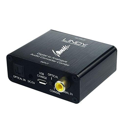 Lindy 70469 - Audio-Konverter (Micro-USB A)