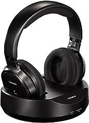 Thomson 131957 kabelloser Funk-Kopfhörer mit