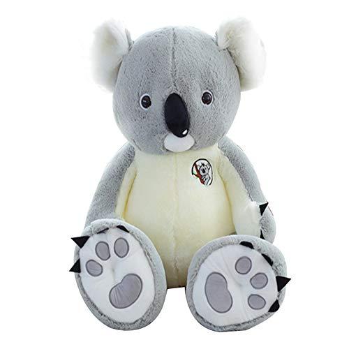 Toy Muñeca Koala, muñeco de Peluche, simulación, Lindo Oso de Koala, Juguete de Juguete, Regalo de cumpleaños, día de San Valentín, decoración del hogar 80/100/120 / 150cm ZDDAB