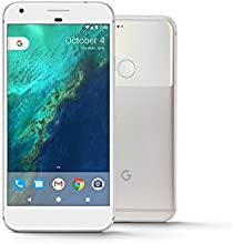 Google Pixel Phone 32GB - 5 inch display ( Factory Unlocked US Version ) (Very Silver)(Versión EE.UU., importado)