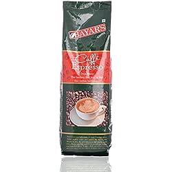 Bayar's Coffee Café Espresso Beans, 500g