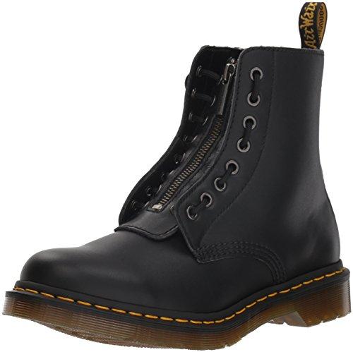Dr. Martens 1460 Pascal Front Zip Boots schwarz EU40 -
