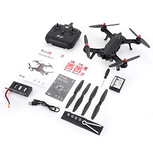 MJX Bugs 6 B6 2.4GHz 4CH 6 Axis Gyro Pre-ensamblado RTF Racing Drone Alta Velocidad 1806 1800KV Motor Brushless RC Quadcopter