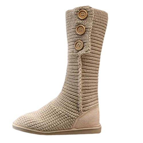 Solshine , chaussures compensées femme Beige