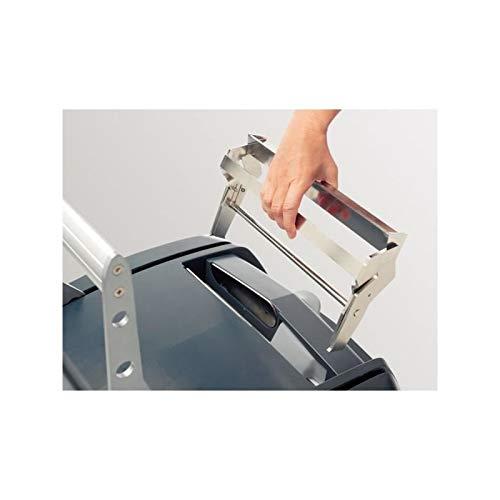 Leitz De-Binder para impressBIND 280 Desencuadernador A4, para 280 hojas, color plata