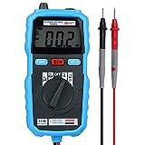 MTSBW ADM04 LCD multímetro Digital Mini Bolsillo DMM Voltaje medidor de Corriente Testeur diodo Tester multimetro multiteste Multimetr