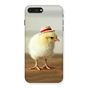 NEO WORLD Remarkable Hat Chik Back Case Cover for iPhone 7 Plus