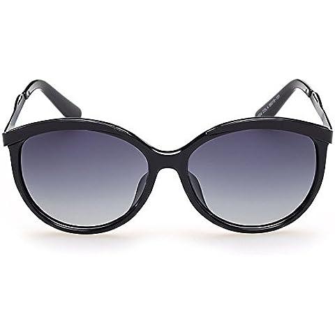 YKQJING Occhiali da sole polarizzati nuovi occhiali da sole