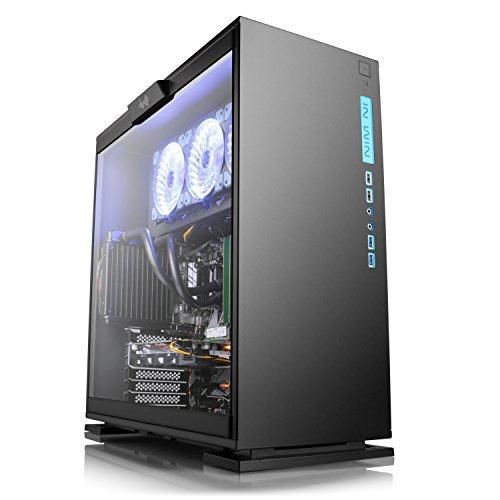 Gamer-PC - BoostBoxx Basic 1620 - Intel Core i7-8700 6x 3200 MHz, 250GB SSD, 1000GB HDD, 16GB DDR4-RAM, ASUS Mainboard, GeForce GTX 1060, 7.1 Sound, GigLAN