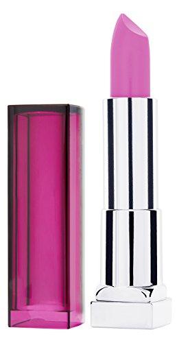 Maybelline New York Make-Up Lippenstift Color Sensational Lipstick Rose Blush / Sanftes Rosa mit pflegender Wirkung, 1 x 5 g (Mit Rosa Lippenstift Mädchen)
