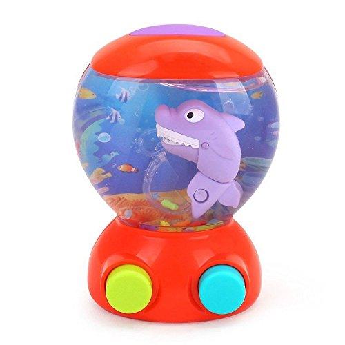 Shark Fish Hunt Wasser Spiele Badespielzeug für Kinder Wasser Spielzeug Bad Spiel Spielset für Kleinkinder