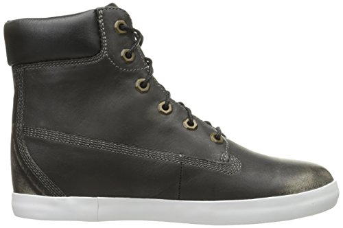 Timberland Donna Glastenbury 6in Sneakers stringate Nero