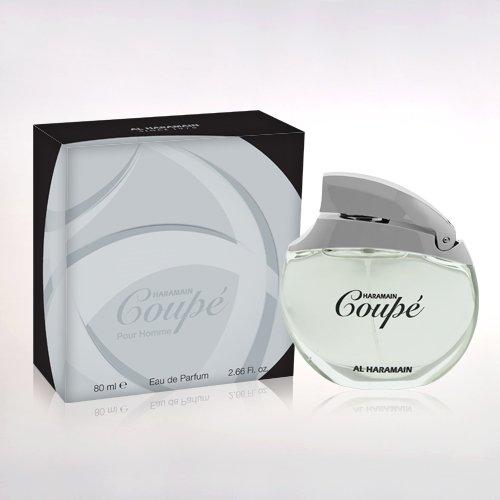 Al Haramain Perfumes Coupe Eau de Parfum Spray, 80 ml Spray Coupe