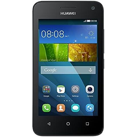 Huawei Y360-U61 4GB Negro - Smartphone (10,16 cm (4.0