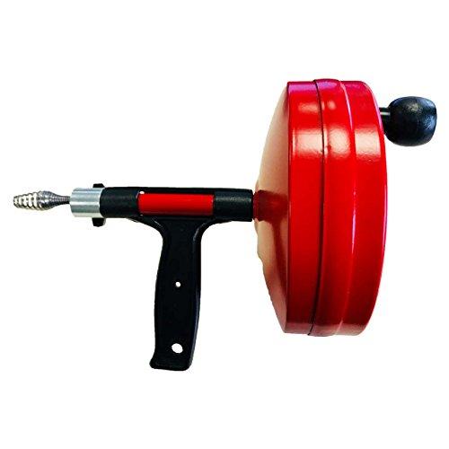 Rohrreinigungsgerät mit Spirale 6,4mm x 7,5m zur Rohrreinigung