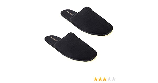 4b87b6daca85 futro z królika 2 Pairs Carpet Slippers Black Colour Size 5.5 UK India  Buy  Online at Low Prices in India - Amazon.in
