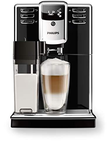 Philips Saeco Cafeteras Espresso Completamente automáticas EP5360/10 Máquina de Café, 1.8 litros, Negro