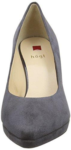 Högl Damen Court Pumps Grey (6600 Grey)