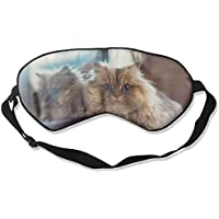 Eye Mask Eyeshade Cat Mirror Reflection Sleep Mask Blindfold Eyepatch Adjustable Head Strap preisvergleich bei billige-tabletten.eu