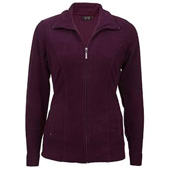 Odissea–Giacca in pile   morbida felpa   autunno & inverno transizione giacca   caldo & confortevole Lila L