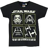Star Wars - Camiseta para niño - Guerra de las Galaxias