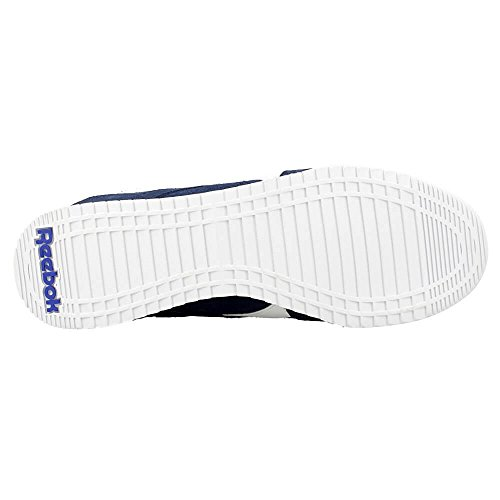 Reebok Royal Rayen 2, Scarpe da Corsa Uomo Multicolore (Azul / Blanco / Gris (Collegiate Navy / White / Tin Grey))