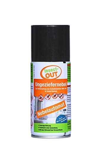 insect OUT Ungeziefernebel 150 ml Vernebler