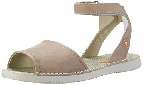 Softinos Tia385sof Smooth, Sandali Donna Beige (Taupe)