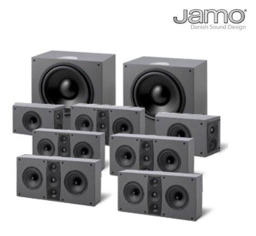 Jamo D-600 Ultra 2 - 7.2 Kanal THX Lautsprechersystem