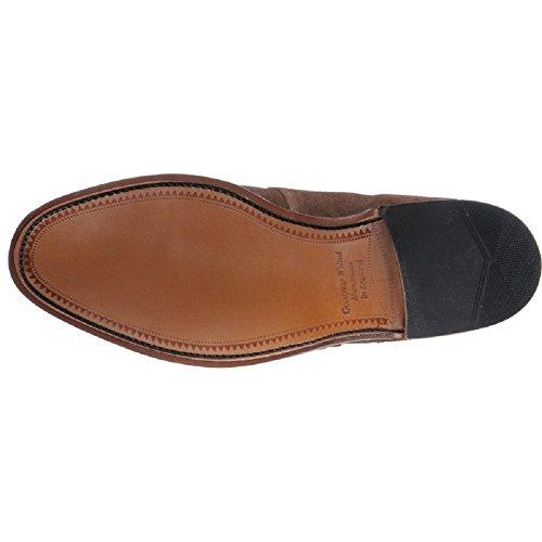 best sneakers ccad3 32356 Loake , Sandales Compensées homme daim marron Loake , Sandales Compensées  homme daim marron