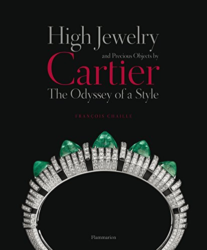 High Jewelry and Precious Objects by Cartier: The Odyssey of a Style