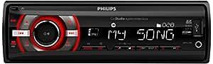 Philips CE133R Autoradios 200 W En Façade