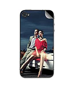 MOBILE SKIN FOR Apple iPhone 4S