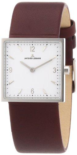 Jacques Lemans Women's Quartz Watch DC - Design Collection DC-116A with Leather Strap