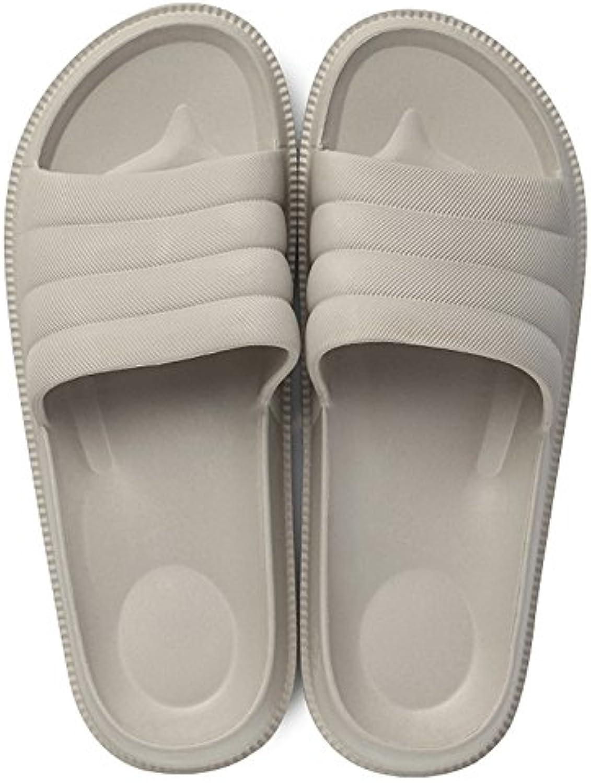 DogHaccd Zapatillas,Home luz par home arrastre chica verano indoor Bath Bath falda patinaje cool zapatillas macho...