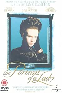 The Portrait Of A Lady [DVD] [1997]