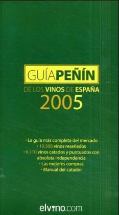 Descargar Libro Guia peñin 2005 de los vinos de España de Jose Peñin