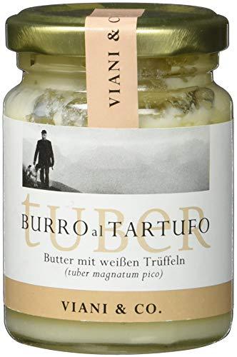 Viani & Co. Trüffelbutter mit weißen Trüffeln, 80 g