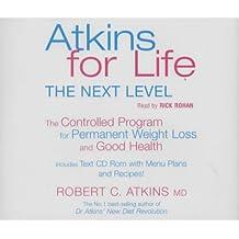 Atkins for Life CD Audio