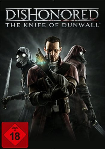 Dishonored The Knife of Dunwall DLC