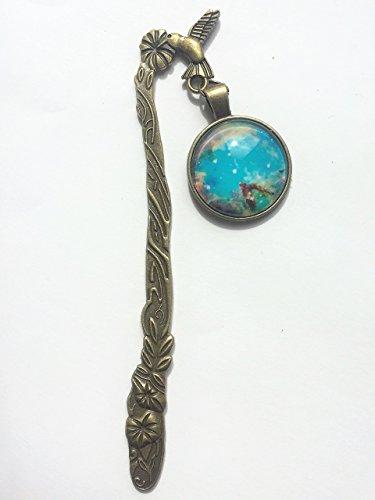 steampunk-star-nebula-blue-bookmark-in-antiqued-bronze-book-mark-page-mark