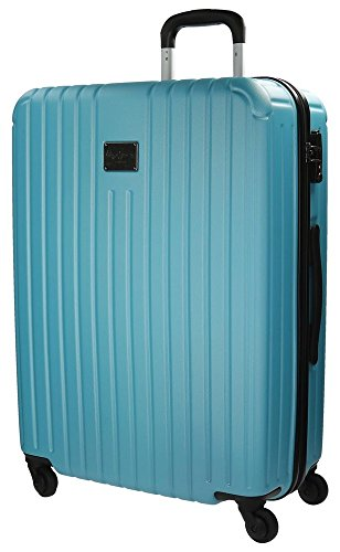 Pepe Jeans 7487854 Color Stripes Maleta, 72 litros, Color Azul
