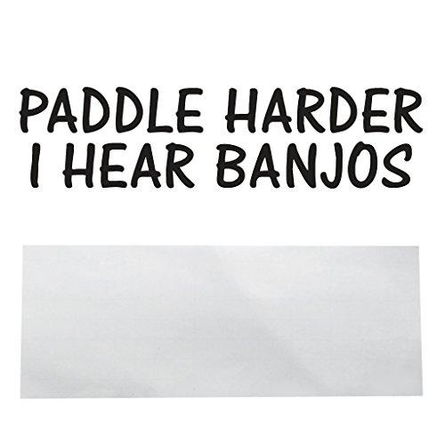 RDER I HEAR BANJOS