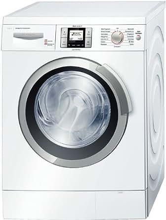 Bosch WAS28840 Waschmaschine Frontlader EcoLogixx 8 / A+++ / 1400 UpM / 8 kg / weiß / VarioSoft Drum / AquaStop / i-DOS