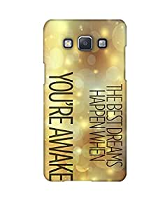 PickPattern Back Cover for Samsung Galaxy A5