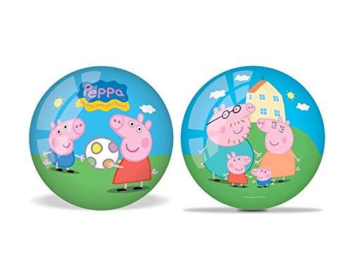 MONDO Luxemburg S.A.–0724743–Spiel von Luftballons–Peppa–23cm