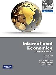 International Economics by Paul Krugman (2011-04-27)