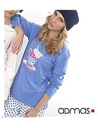 ADMAS - Pijama Tea Mujer
