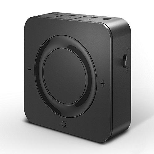 Bluetooth Adapter, Fansteck Transmitter und Empfänger 2-in-1 Bluetooth 4.1, Digitales Optisches TOSLINK/SPDIF und 3,5mm Wireless Audio Adapter, aptX, für Fernseher- / Auto-Stereo-System / Kopfhörer / Lautsprecher